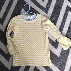 Matilda Jane Bell-sleeved shirt sz 8